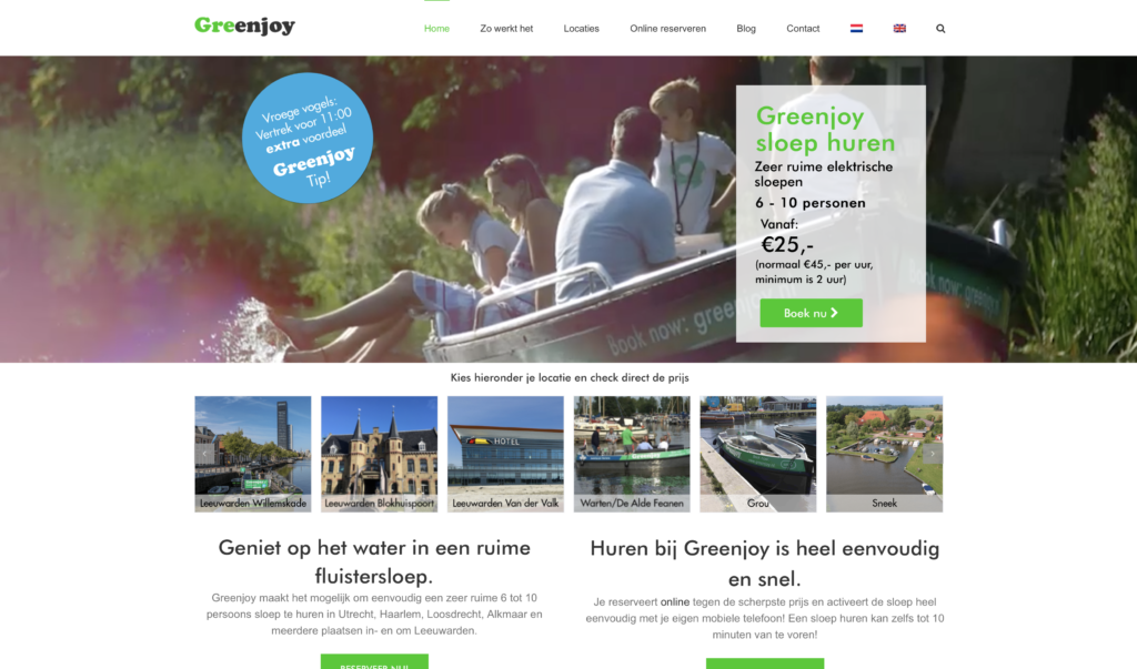 Greenjoy